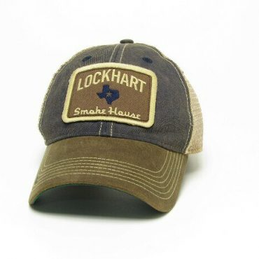 Lockhart Smokehouse Waxed Cotton Hat